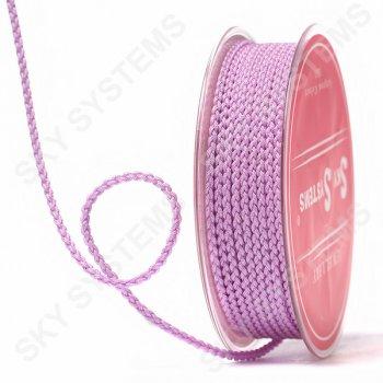 Плетеный шелковый шнур Милан 2017 | 2,5 мм, Цвет: Розовый 23