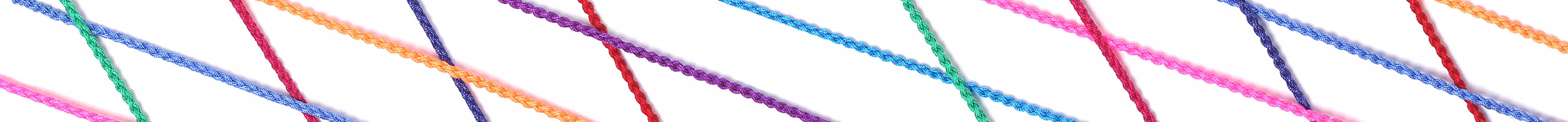 Плетеный шелковый шнур