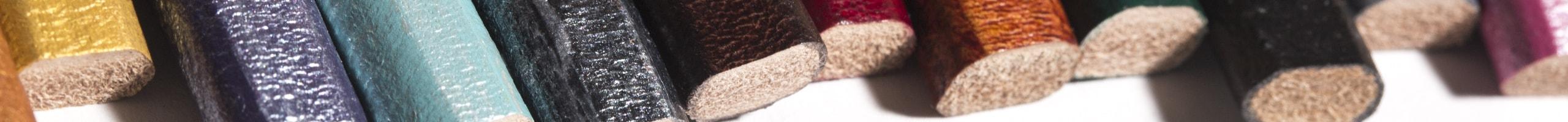 Кожаные шнуры REGALIZ 8 х 5 мм