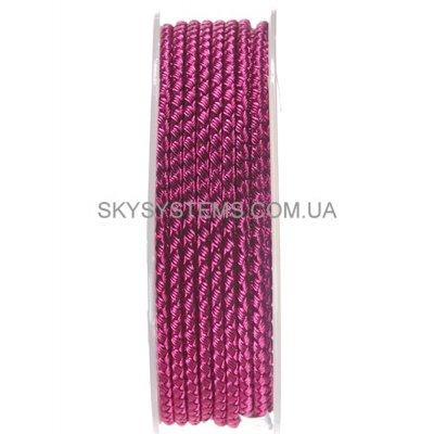 Шелковый шнур Милан 2016 | 2.5 мм, Цвет: Сиреневый 11