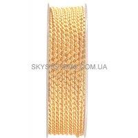 Шелковый шнур Милан 2016 | 3.0 мм, Цвет: Желтый 16
