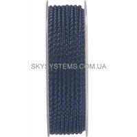 Шелковый шнур Милан 2016 | 3.0 мм, Цвет: Темно-синий 27