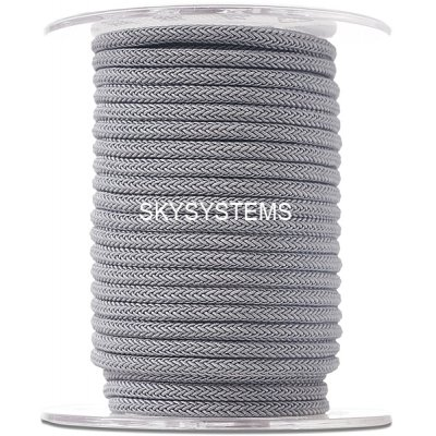 Шелковый шнур Милан 223 | 4.0 мм, Цвет: Серій 04