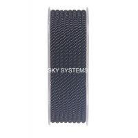 Шелковый шнур Милан 226 | 3.0 мм, Цвет: Черный 06
