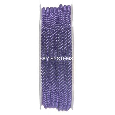 Шелковый шнур Милан 226 | 3.0 мм, Цвет: Фиолетовый 25