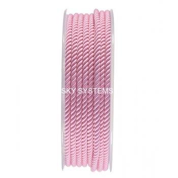 Шелковый шнур Милан 226 | 3.0 мм, Цвет: Розовый 31