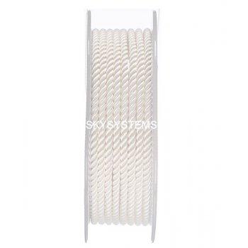 Шелковый шнур Милан 226 | 3.0 мм, Цвет: Кремовый 02