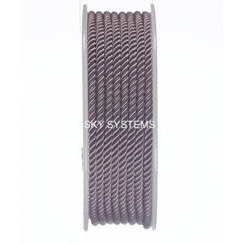 Шелковый шнур Милан 226   3.0 мм, Цвет: Светло-коричневый 37