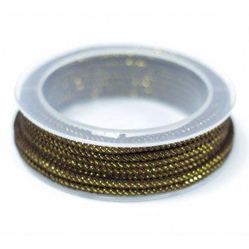 Шелковый шнур Милан 235 | 3.0 мм Цвет: Коричневый 36