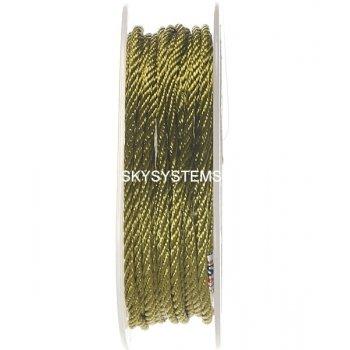 Шелковый браслет Милан 301, 2,0 мм