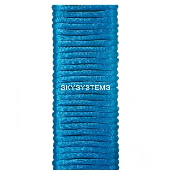 Шелковый шнур гладкий | 2.0 мм Цвет: Синий
