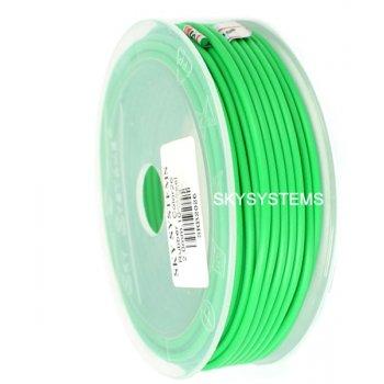 2,0 мм, Каучуковый шнур | Зеленый (Италия)