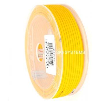 2,5 мм, Каучуковый шнур | Желтый 12 (Италия)