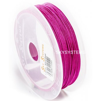 Фиолетовая нить Шамбала 1.0 мм (45)