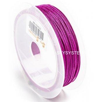 Фиолетовая нить Шамбала 1.0 мм (89)