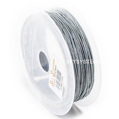 Нить Шамбала - 1.0 мм | Цвет Серый 94