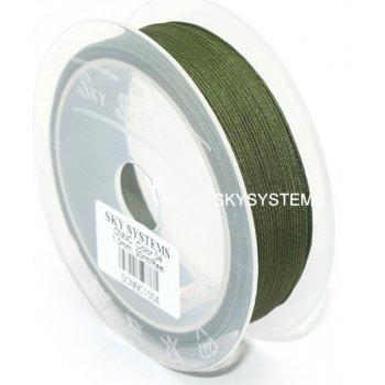 Зеленая нить Шамбала 1.0 мм (04)