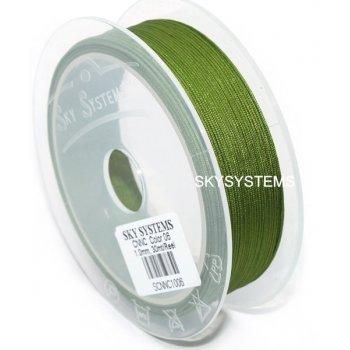 Зеленая нить Шамбала 1.0 мм (06)