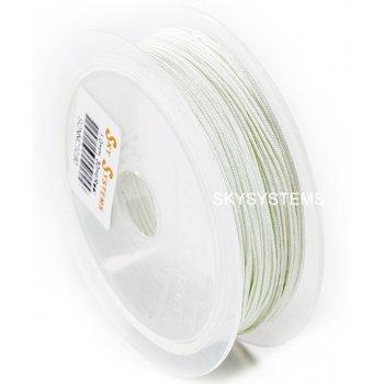 Белая нить Шамбала 1.0 мм (90)