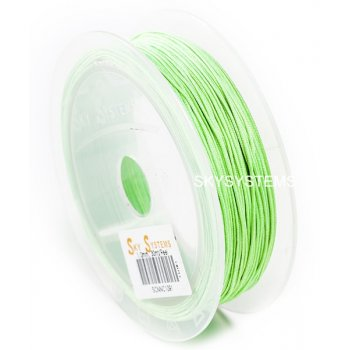 Зеленая нить Шамбала 1.0 мм (91)