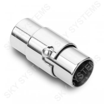6 мм круглый стальной замок