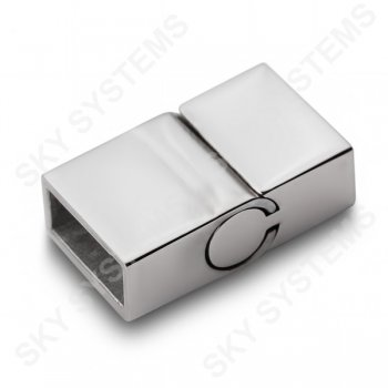 10 x 5 мм прямоугольный магнитный стальной замок | Rainto 1412-s