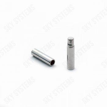 1,5 мм магнитный стальной замок с защелкой | Rainto 11011-15
