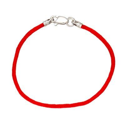 Шелковый браслет | 2.0 мм Цвет: На выбор