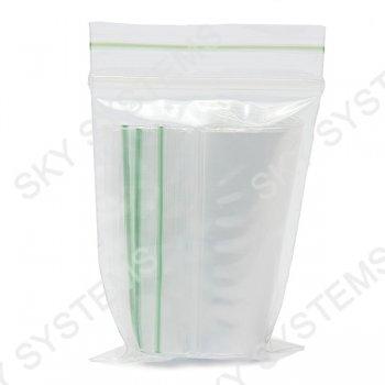 Пакеты с замком zip-lock 70 х 100 мм