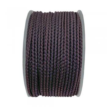 Шелковый шнур Милан 2016 | 2.0 мм, Цвет: Коричневый 02