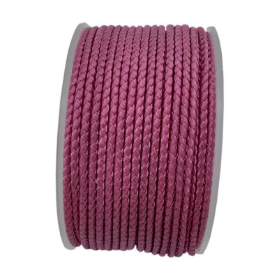 Шелковый шнур Милан 2016 | 2.0 мм, Цвет: Розовый 16