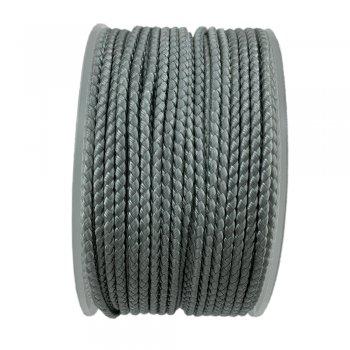 Шелковый шнур Милан 2016   2.0 мм, Цвет: Серебро 21