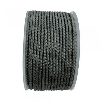 Шелковый шнур Милан 2016 | 2.0 мм, Цвет: Серый 03