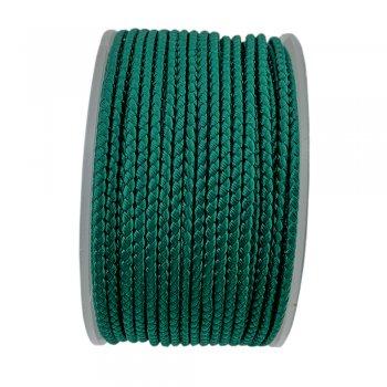 Шелковый шнур Милан 2016   2.0 мм, Цвет: Зеленый 20