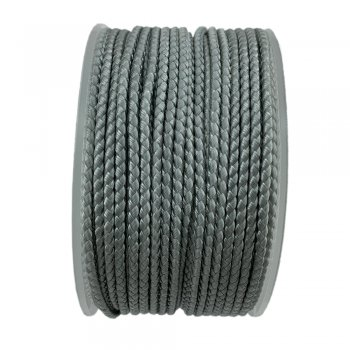 Шелковый шнур Милан 2016 | 2.0 мм, Цвет: Серебро 21