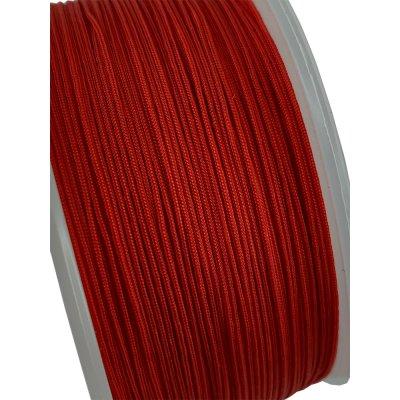 Паракорд - 1.0 мм | Цвет Красный 08