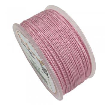 Розовая нить Паракорд 1.0 мм