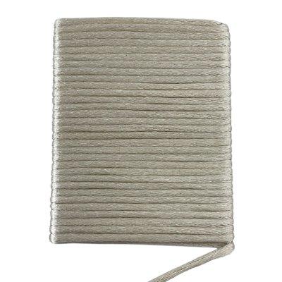 Шелковый шнур гладкий | 2.0 мм Цвет: Крем 101