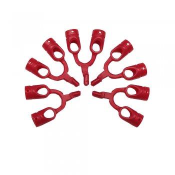 Восковая модель концевика для шнура 3.0 мм