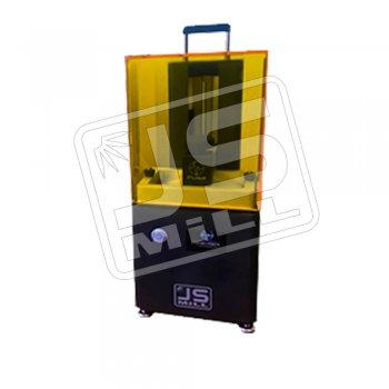 Настольный ювелирный 3D принтер c технологией LCD JS Mill PULSE 1100 3D