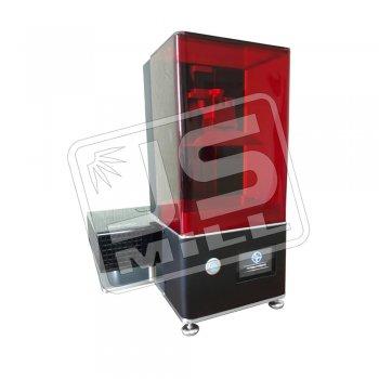 Высокоточный фотополимерный 3D принтер JSMILL PULSE DLP
