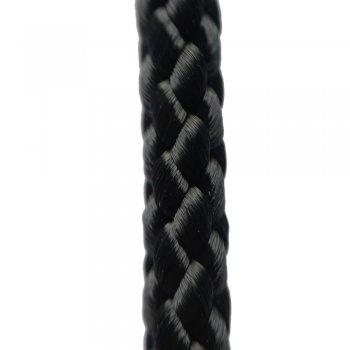 Шелковый шнур Милан 229   3.0 мм, Цвет: Черный 01