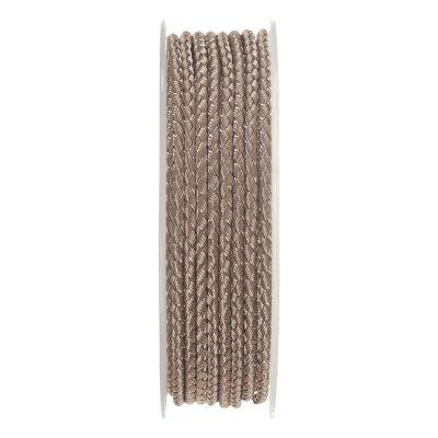 Шелковый шнур Милан 2016 | 2.5 мм, Цвет: Бежевый 07