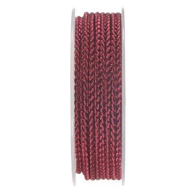 Шелковый шнур Милан 2016 | 2.5 мм, Цвет: Бордо 10