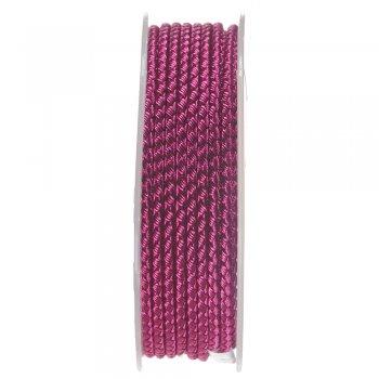 Шелковый шнур Милан 2016   2.5 мм, Цвет: Сиреневый 11