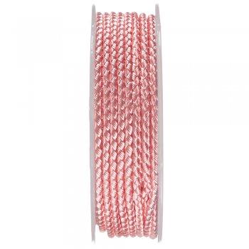 Шелковый шнур Милан 2016 | 2.5 мм, Цвет: Розовый 12