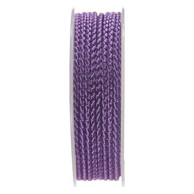 Шелковый шнур Милан 2016 | 2.5 мм, Цвет: Сиреневый 14