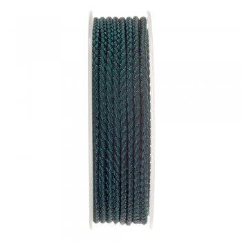 Шелковый шнур Милан 2016 | 2.5 мм, Цвет: Зеленый 23