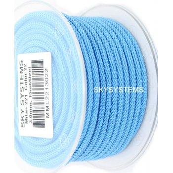 Шелковый шнур Милан 221 | 3.0 мм Цвет: Голубой 22