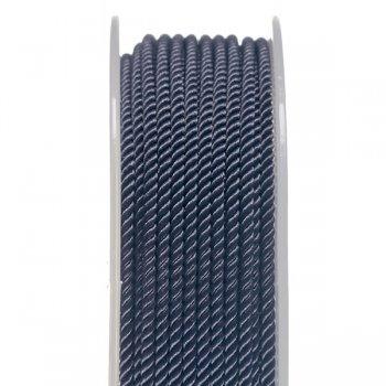 Шелковый шнур Милан 226   2.0 мм, Цвет: Серый 05